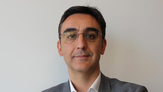 Alberto López, director de Ciberseguridad de Mastercard en España y Portugal.