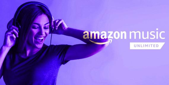 Un mes gratis de Amazon Music Unlimited