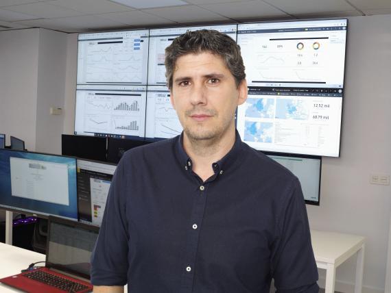 Carlos Jiménez, director de producto en SmarProtection