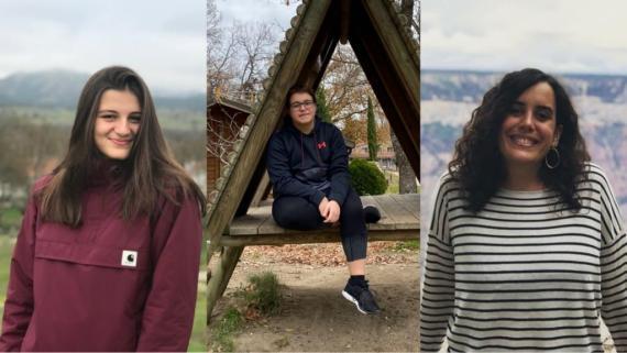 Carolina, Daniel y Carmen han hablado con 'Business Insider España' sobre el futuro del curso 2019/2020.