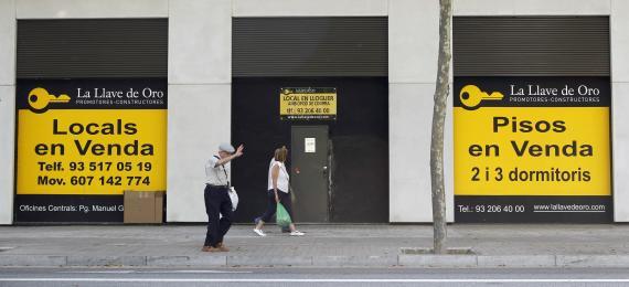 Pisos en venta en la ciudad de Barcelona.