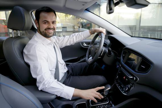 Javier del Val, product manager de Hyundai