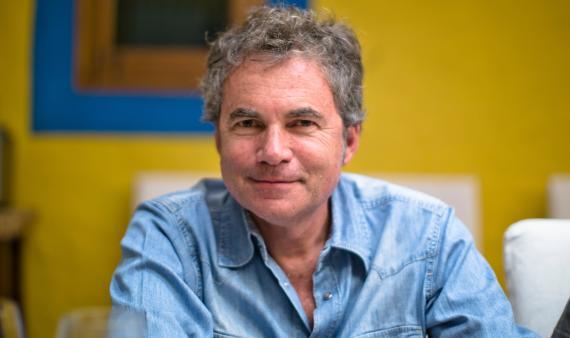 El empresario Martin Varsavsky.