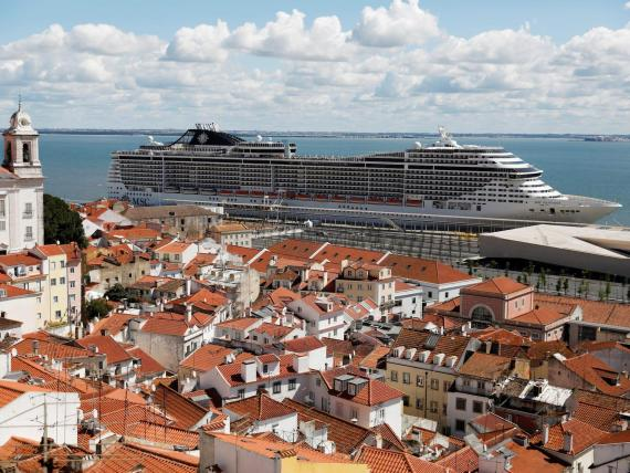 MSC Cruises did not respond to Business Insider's request for comment.