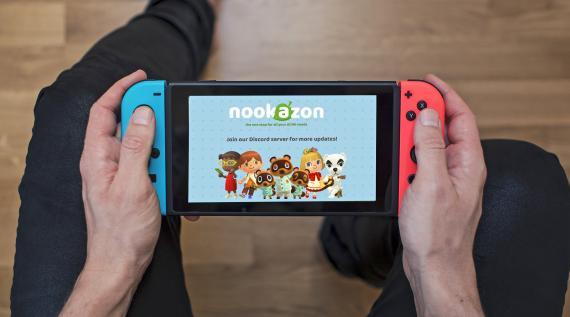 Nookazon para Animal Crossing
