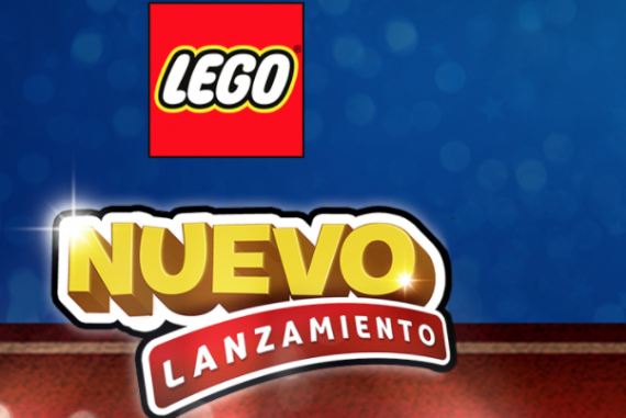 Piezas y construcciones de Lego en Amazon