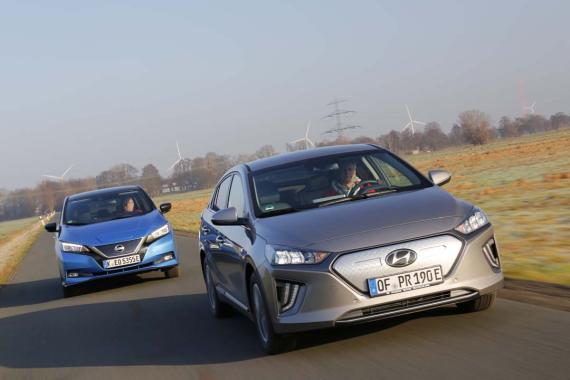 Práctico: aprende a conducir un coche eléctrico