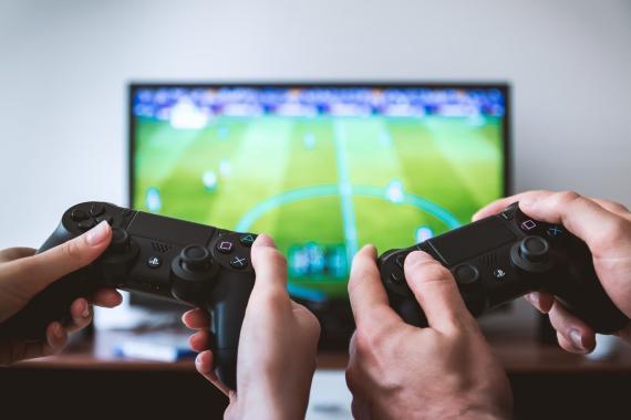 videojuegos en casa