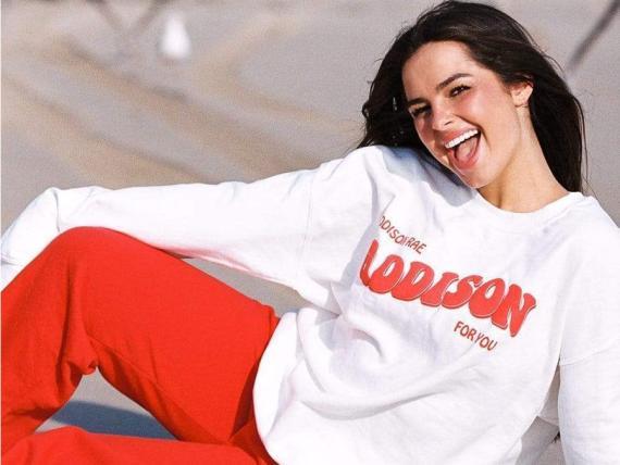Addison Rae Easterling, de 19 años, es una de las principales influencers de TikTok en el mundo.