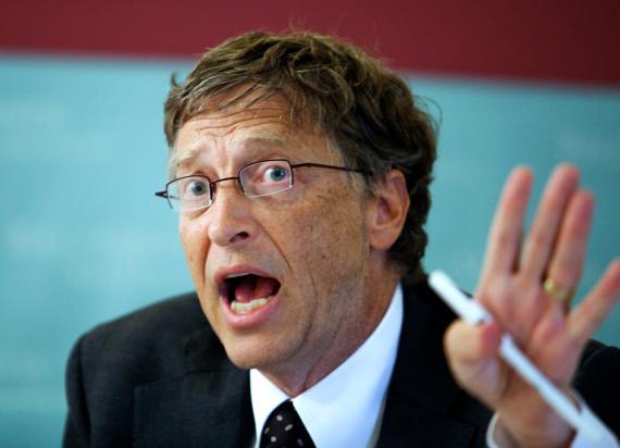 Bill Gates ha advertido sobre los peligros de las pandemias durante años.