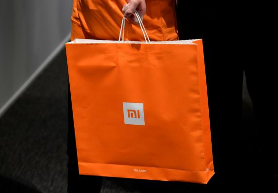 Bolsa Xiaomi.