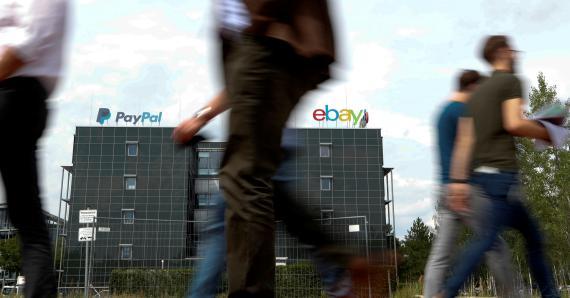 eBay en Alemania.