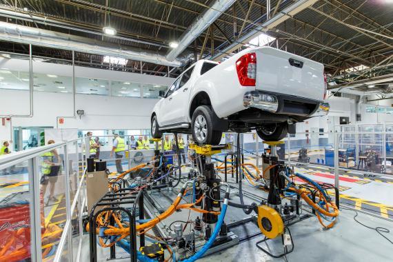La fábrica de Nissan en Barcelona, en serio peligro