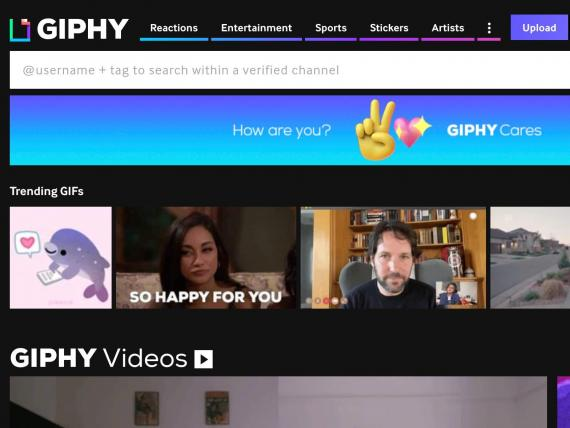 Facebook acquires popular GIF database GIPHY for reported $400 million