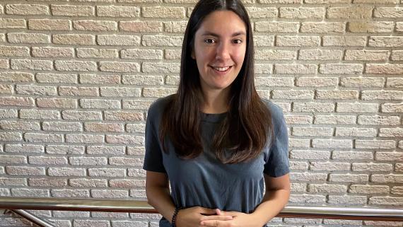 Gemma Prenafeta, CEO de Sharify.
