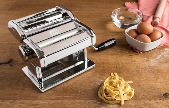 maquina para pasta Marcato