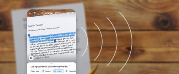 Nuevas funciones de Google Lens