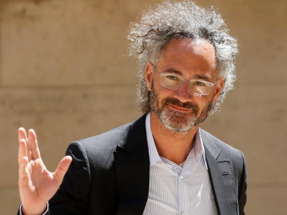 El CEO de Palantir, Alex Karp.