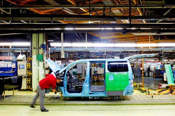 Plan de futuro de Nissan: Barcelona se queda fuera