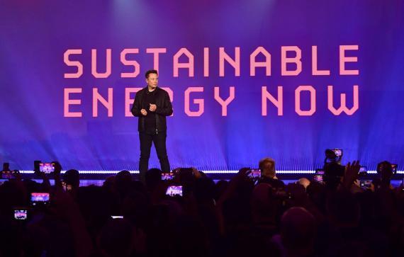 Elon Musk, CEO de Tesla.