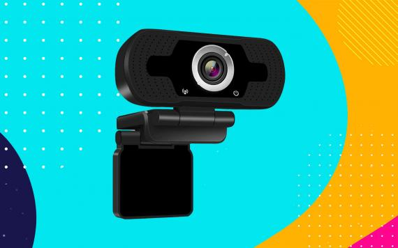 Así es la webcam plug&play que necesitas para teletrabajar y está en Amazon