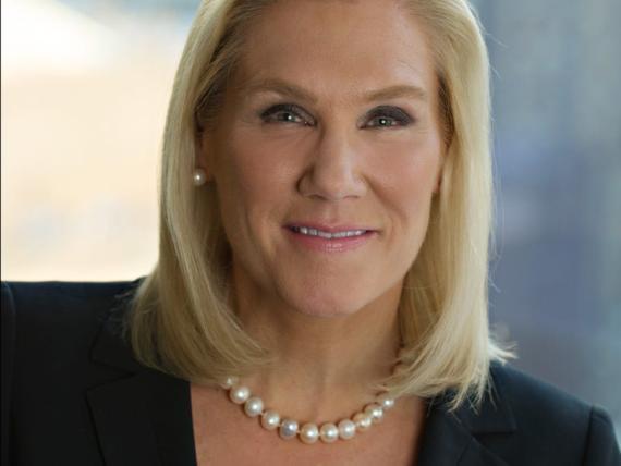 Amity Millhiser, vicepresidenta y responsable de cliente en PwC en EEUU.