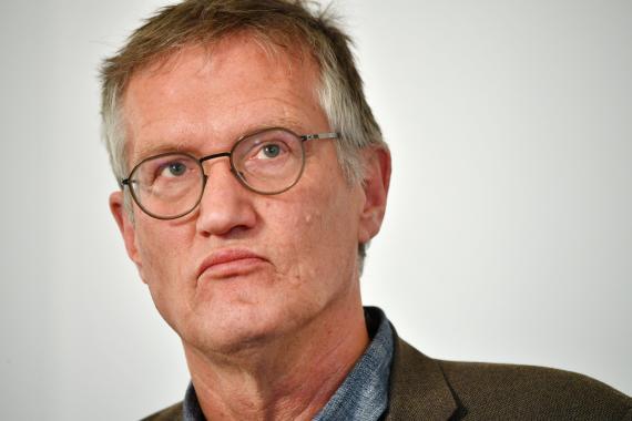 Anders Tegnell, el principal epidemiólogo de Suecia al frente de la pandemia de COVID-19.