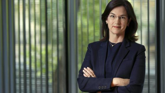La inminente nueva presidenta de la CNMC Cani Fernández.