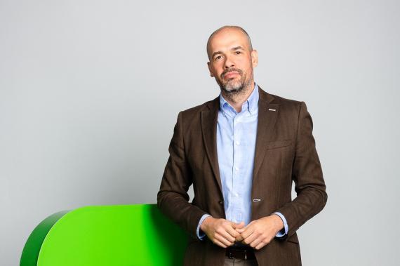 El CEO de Zity, Javier Mateos.