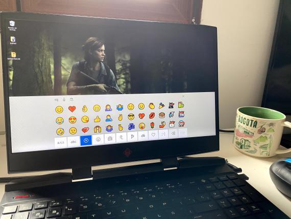 Cómo usar los emojis en Windows 10