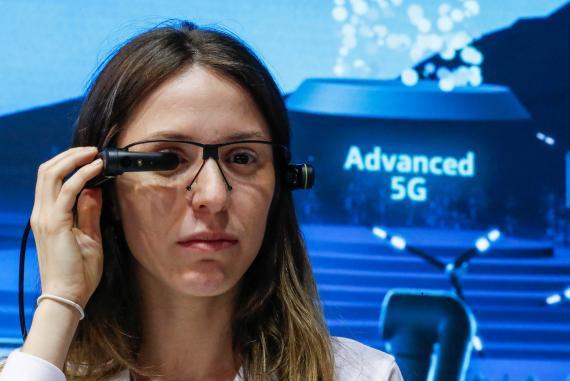 Gafas tecnológicas