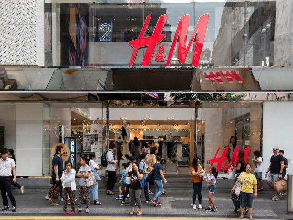 H&M speeds up store closings in 2020 and shifts focus to online shopping
