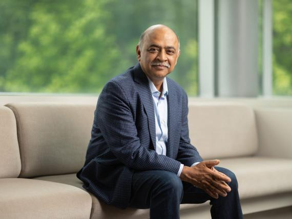 Arvind Krishna, CEO de IBM.