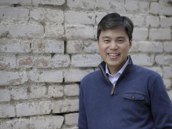 Jeff Wong es el director global de innovación de Ernst & Young.