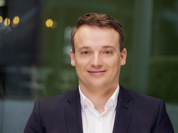 Kristian Klein, CEO de SAP.