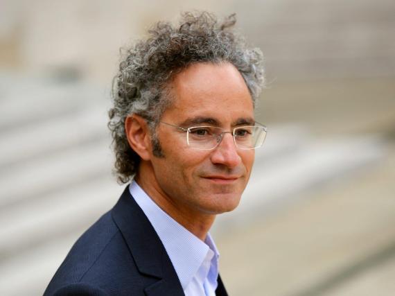Alex Karp, CEO y fundador de Palantir.