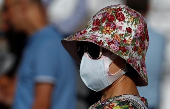 turista coronavirus