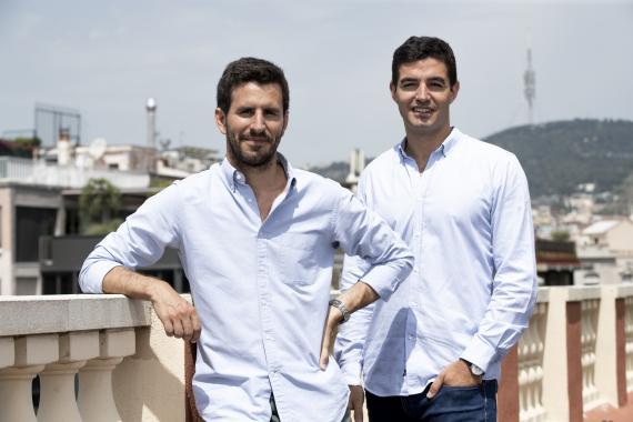Albert Marcet e Ignacio Corbat, fundadores del hedge fund Hanway Capital.