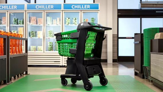 Amazon Dash Cart