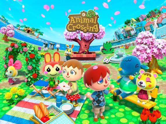 Animal Crossing de Nintendo.