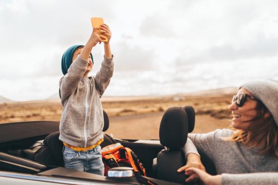 Buscando wifi en vacaciones