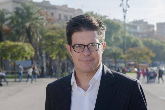 El CEO y cofundador del Grupo Cooltra, Timo Buetefisch.