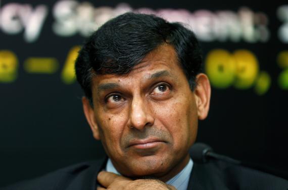 Raghuram Rajan, economista.