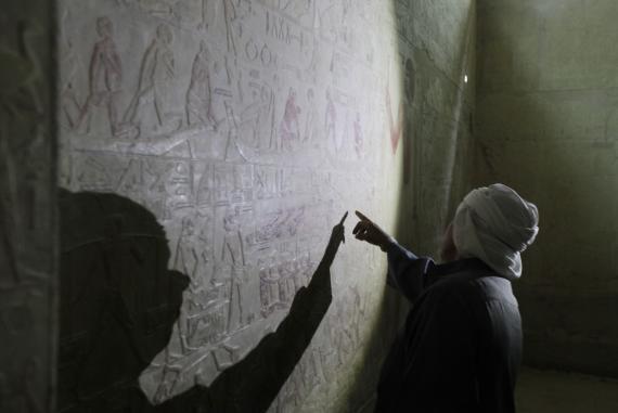 Google lanza un traductor de jeroglíficos