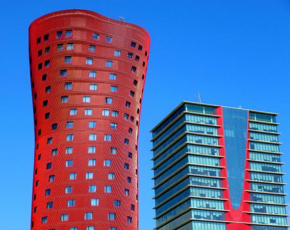 Hotel Porta Fira y Torre Realia