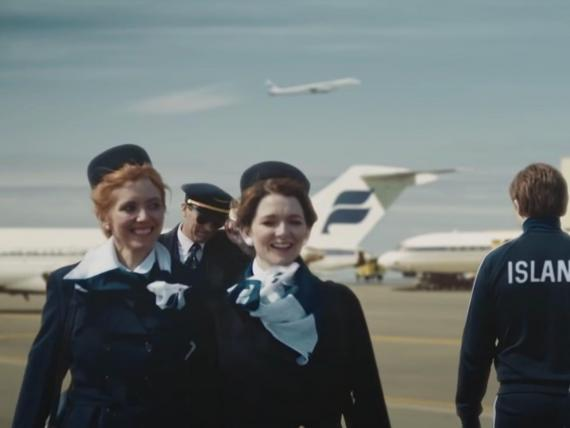 Icelandair will fire all of its flight attendants and make pilots do their job