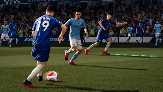 Impresiones de FIFA 21: Jugabilidad once contra once