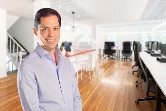 Joaquín Villalba, cofundador y CEO de Nextail