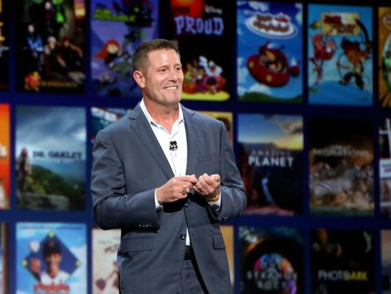 Kevin Mayer, CEO de TikTok.