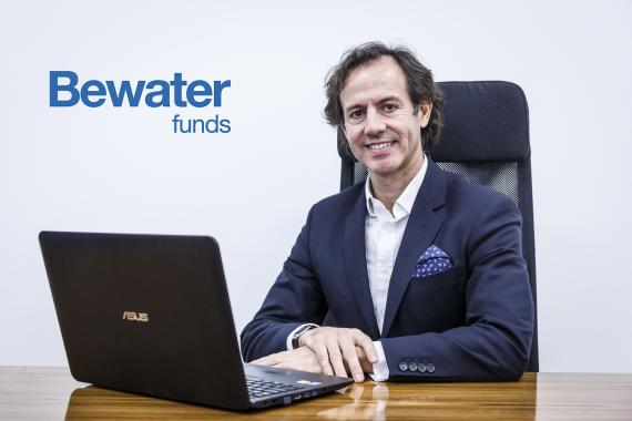 Ramón Blanco, CEO y Co-Fundador de Bewater Funds.